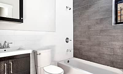 Bathroom, 838 Jefferson Ave 1-R, 2