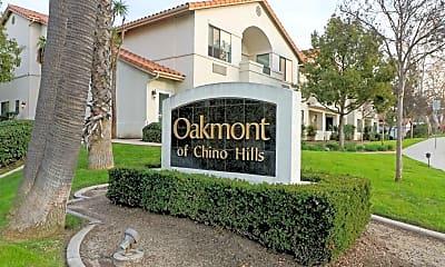 Community Signage, Oakmont of Chino Hills, 2