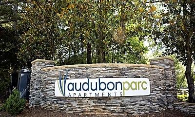 Community Signage, Audubon Parc, 0