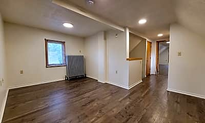 Living Room, 1619 Hubbard Ave, 1