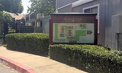 Evergreen Park Apartment Homes, 1