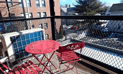 Patio / Deck, 21 College Ave, 1