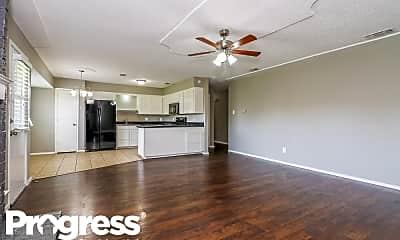 Living Room, 7608 Meadowlark Ln N, 1