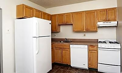 Kitchen, Willows at Wissahickon, 1