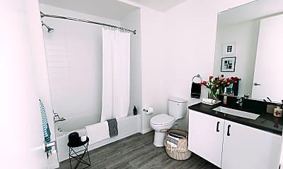 Bathroom, Hannah Park, 2