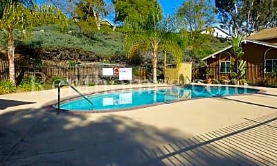 Pool, 10522 Caminito Sulmona, 2