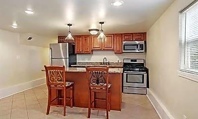 Kitchen, 4513 Banks St, 1