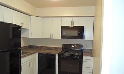 Kitchen, Glenwood Apartments & Country Club, 2