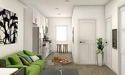 Living Room, 1629 W Girard Ave, 1