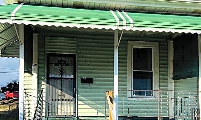 Building, 1157 Park Ave, 0