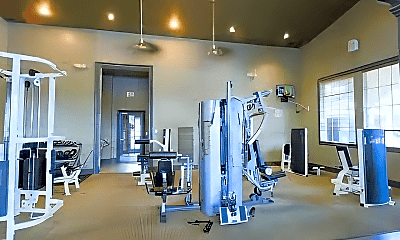 Fitness Weight Room, 2494 Centergate Dr, 2