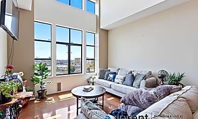Living Room, 3801 San Pablo Ave, 0