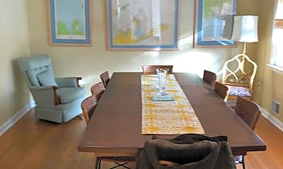Dining Room, 409 Brookside Ave, 1