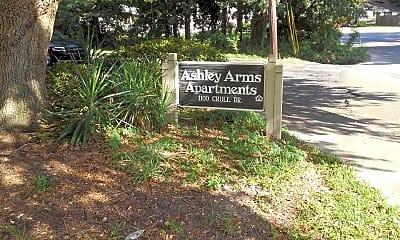 Ashley Arms, 1