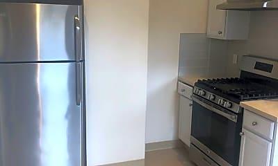 Kitchen, 1461 California St, 1