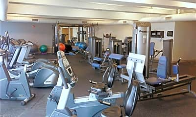 Fitness Weight Room, 701 W Lakeside Ave 501, 2