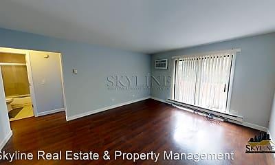 Living Room, 205 N Waters Edge Dr, 1
