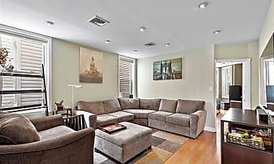 Living Room, 110 Booraem Ave 3, 1