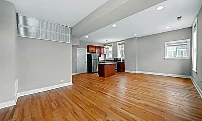 Living Room, 2000 S Throop St, 2
