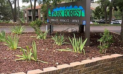 Park Forest Apartments, 1