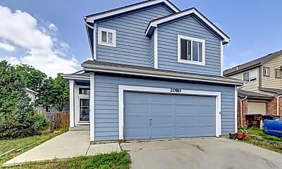 Building, 2081 Hibbard Ln, 1