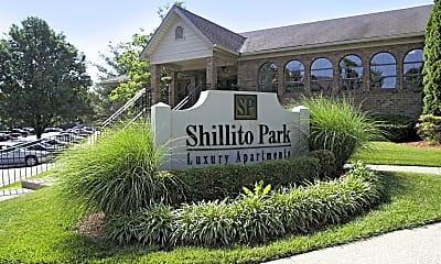 Community Signage, Shillito Park, 2