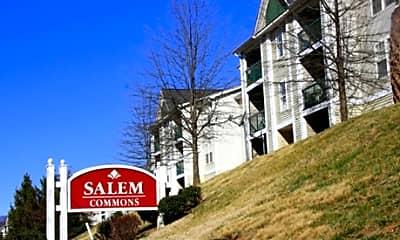 Salem Commons Apartments, 0