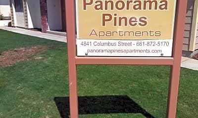 PANORAMA PINES, 1