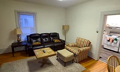 Living Room, 507 2nd St NW, 1