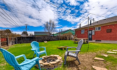 Patio / Deck, 2261 W 73rd Ave, 2