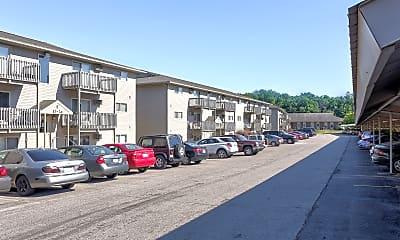 Building, Ramblewood Apartments, 0