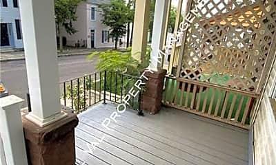 Patio / Deck, 509 Beech St, 1
