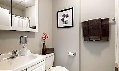 Bathroom, 201 S 13th St 1201, 2