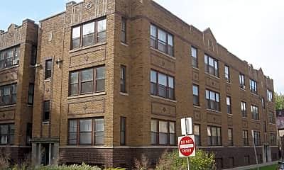 Building, 3854 N Leavitt St, 0