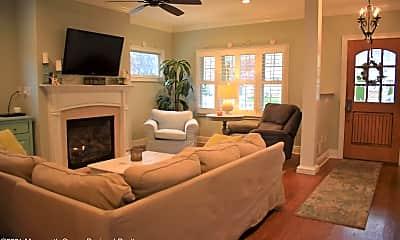 Living Room, 34 Fisk St SUMMER, 1