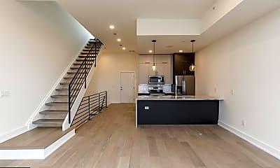 Living Room, 1339 N Marston St 3, 1