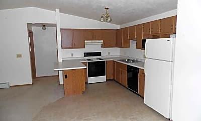 Kitchen, Menasha Estates, 1