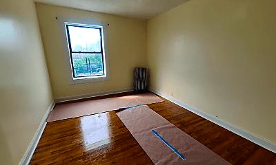 Bedroom, 290 W 127th St, 1