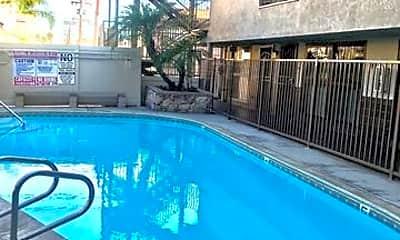 Pool, 4667 Ocean Blvd 105, 2