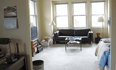 Living Room, 5802 Phillips Ave, 1