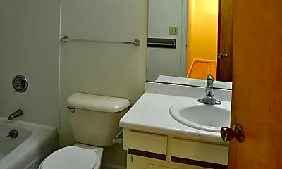 Bathroom, R L Collins Company, 2