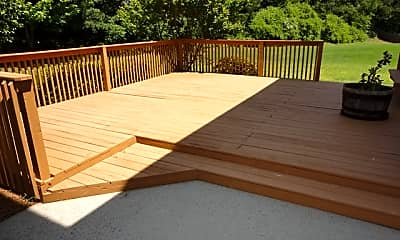 Patio / Deck, 1831 Green Oak Circle, 2