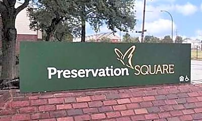 Preservation Square, 2