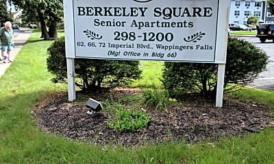 Berkeley Square Apartments, 1