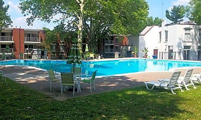 Pool, Greenbriar Club, 1