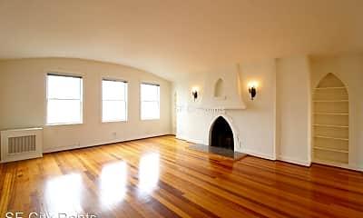 Living Room, 2210 Jackson St, 1