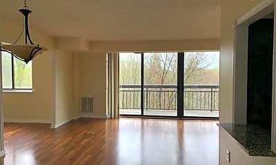 Living Room, 2230 George C Marshall Dr 808, 2