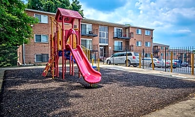 Playground, 2345 Green St SE, 1