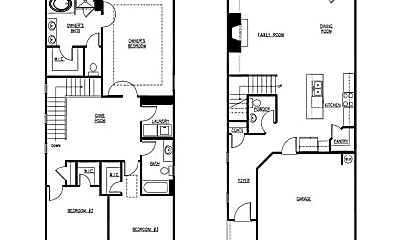Building, 3717 Gardenwick Rd, 1