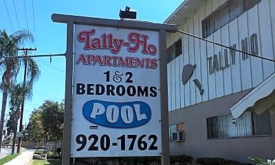 Tally Ho Apartments, 1